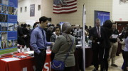 Career Fair March 2014