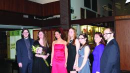 Honors Voice Recital