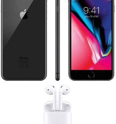 low priced 3d7f6 b5efd iPhone 8 Plus and Airpods Review | The Stute
