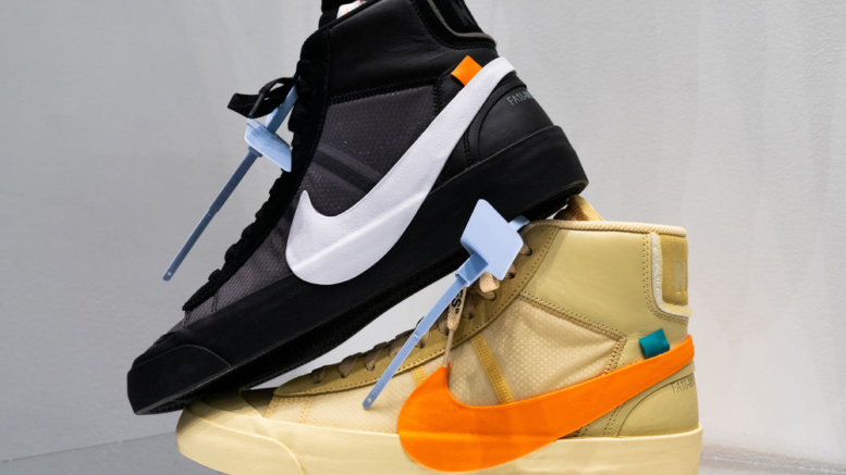 Virgil Abloh s Off-White and Nike bring the heat  b22bbcacd
