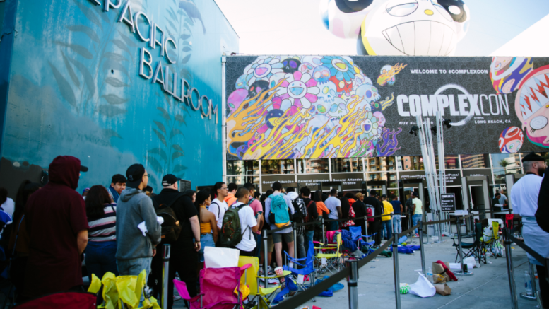Life is a Movie at ComplexCon 2018 | The Stute